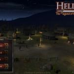 Heldric title screen